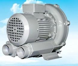 台湾高压风机EHS-329升鸿鼓风机0.75KW旋涡气泵
